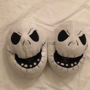 Shoes - Nightmare before Christmas slippers